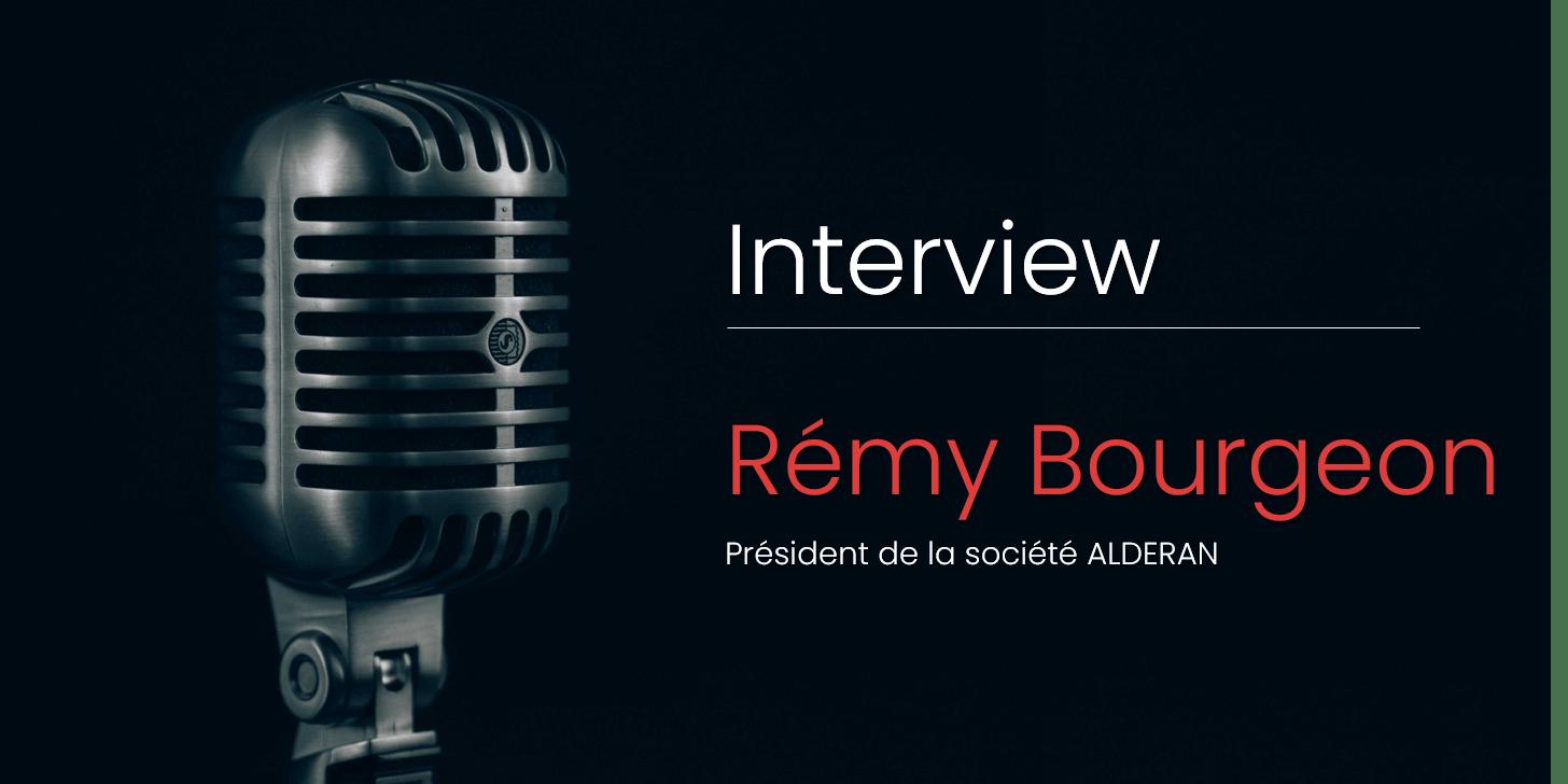 Interview Rémy Bourgeon