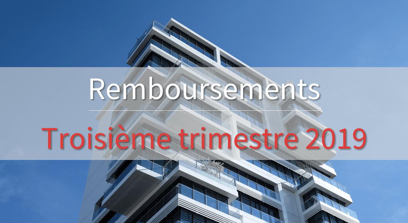 Remboursement Fundimmo T3 2019
