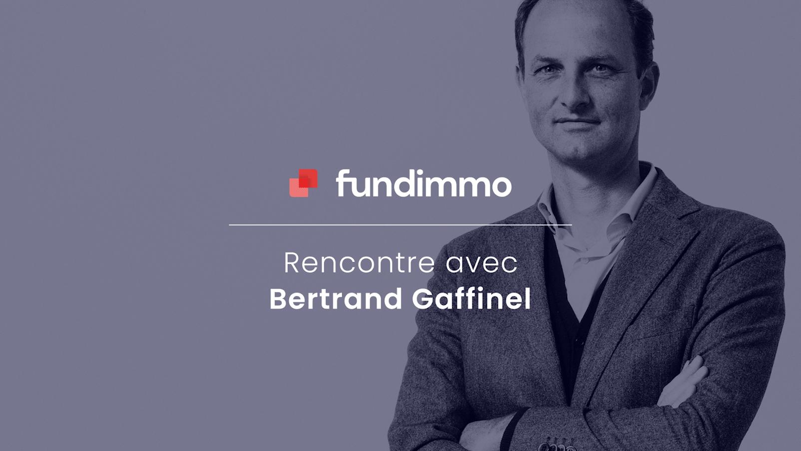 Rencontre avec Bertrand Gaffinel