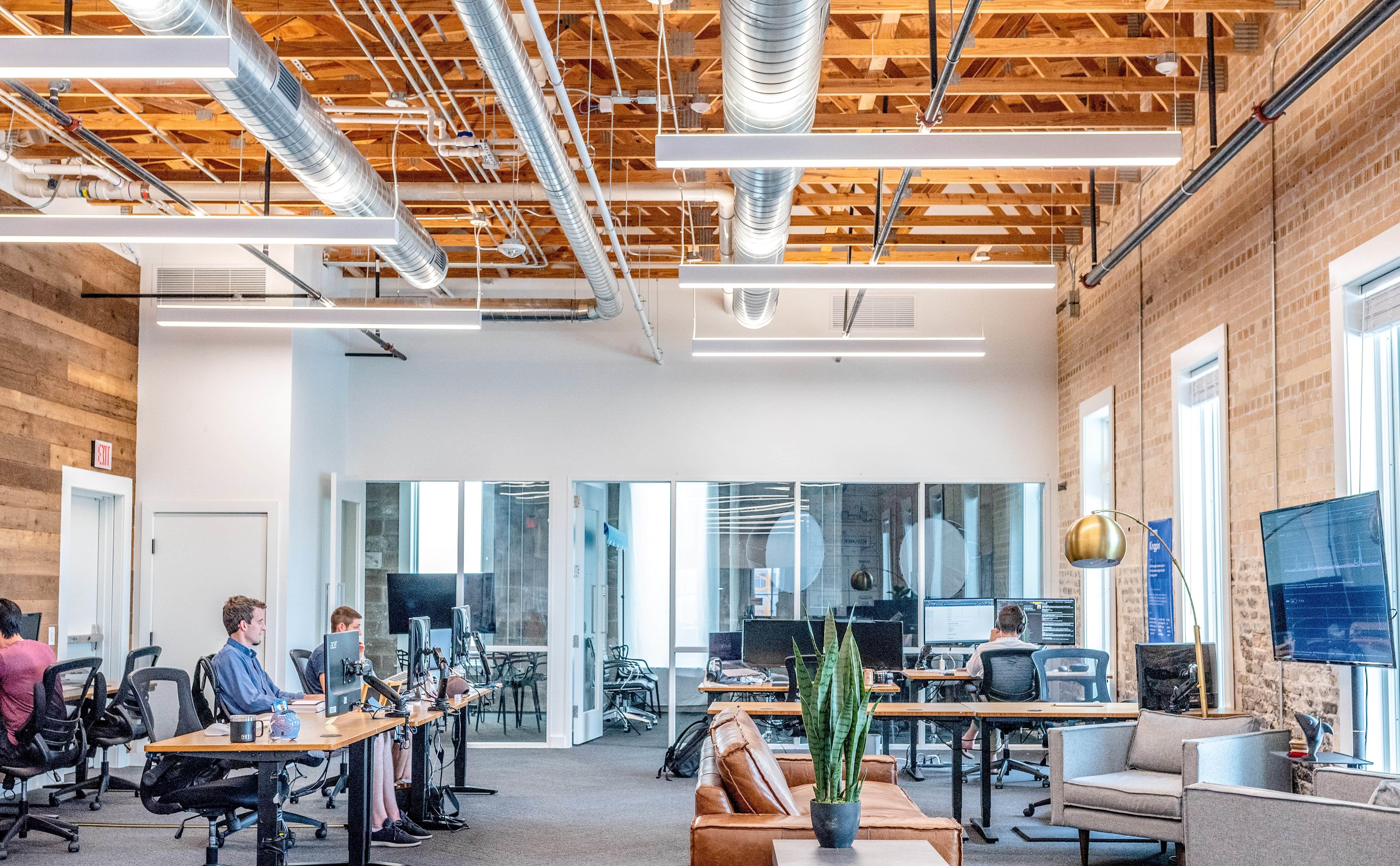 Le bureau : un espace en quête d'identité